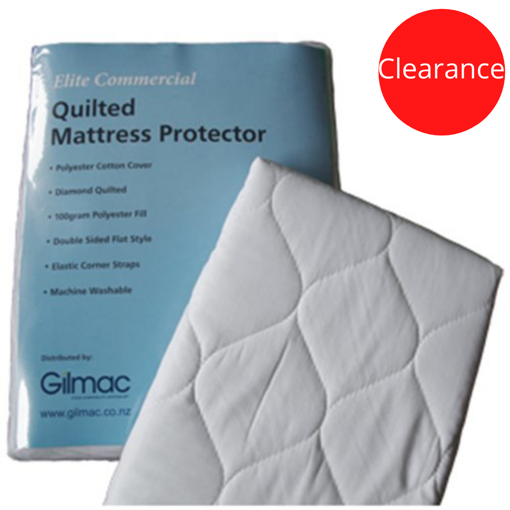 Picture of Quilted Mattress Protector