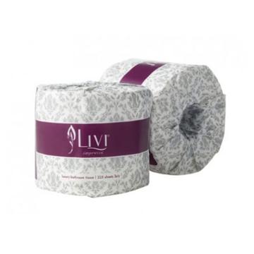 Picture of Livi Impressa 2Ply 400s Toilet Tissue Embossed