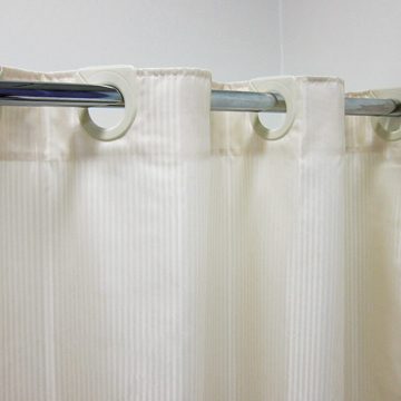 Picture of Hookless Shower Curtains -  Stone