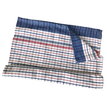 Picture of Heritage Tea Towel - Blue/Red