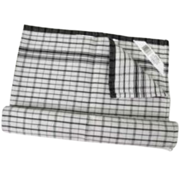 Picture of Fast Dry Tea Towel - Black/Grey