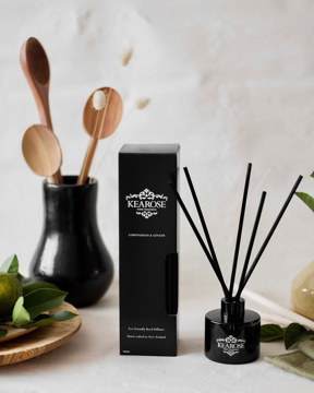 Picture of Lemongrass & Ginger - Eco-Friendly Diffuser