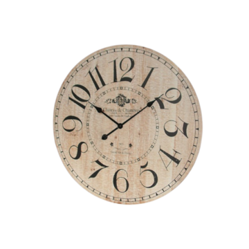 Picture of Chateay de Chambres Wooden Clock