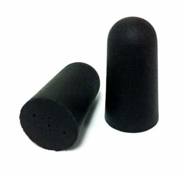 Picture of Black Ear Plugs (100 / Pack)